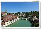 世界文化名城-瑞士首都伯恩Bern