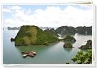 世界第八大奇觀海上桂林-下龍灣Halong Bay(2009/07/22越南5天)