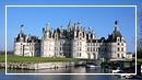 羅亞爾河上的明珠-香波堡、雪儂梭堡Chateau de Chambord、Chateau de Chenonceau