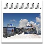 終年白雪靄靄的美麗山峰-鐵力士山Titlis