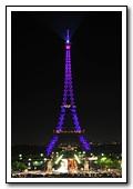 建塔120周年絢麗的燈光秀-艾菲爾鐵塔Eiffel Tower