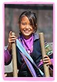 北越山區少數民族-瑤族、苗族Yao people、Miao people