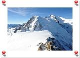 歐洲的屋脊-白朗峰Mont Blanc